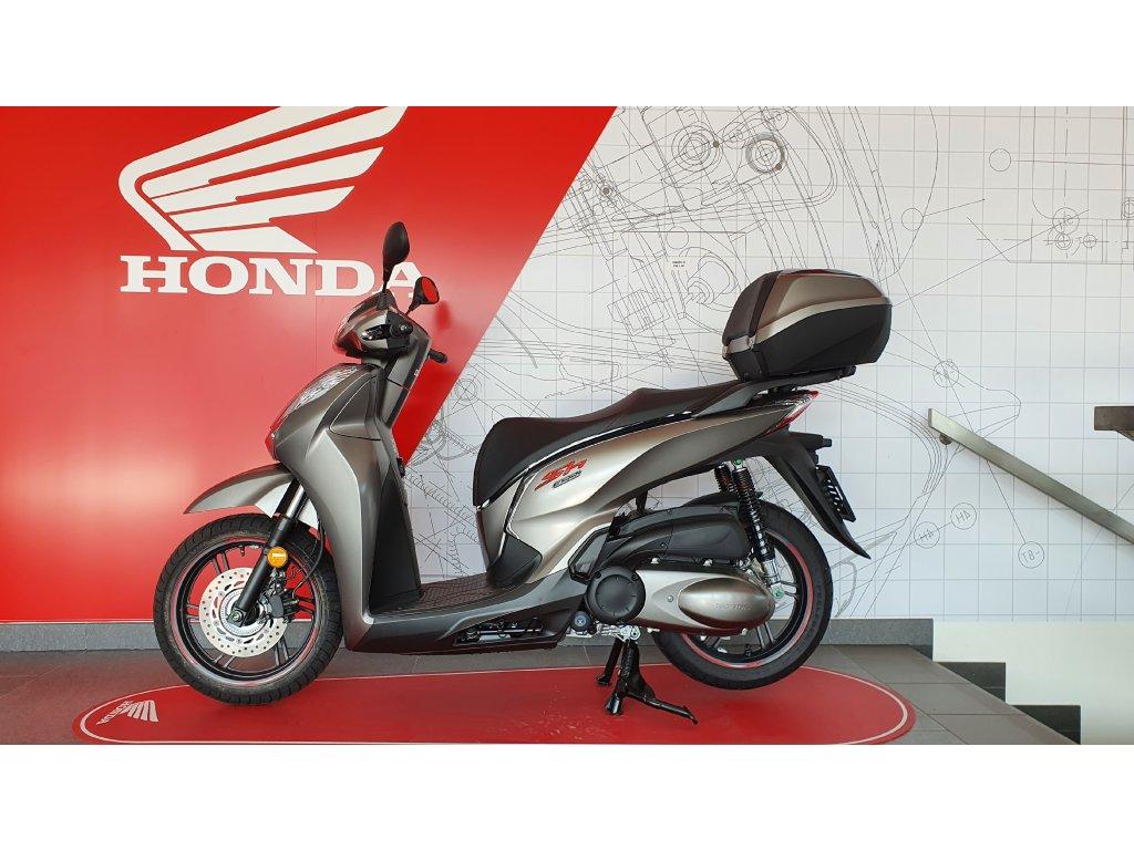 Honda SH300i Smart Top Box